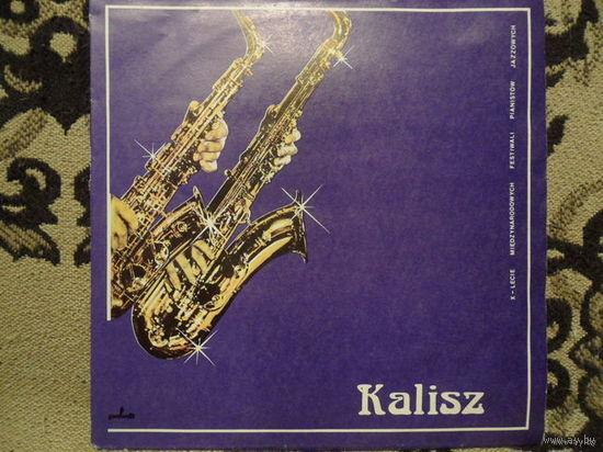 Разные исполнители - Kalisz ( к 10-ти летию фестиваля джазовых пианистов в Kalisz ) - Pronit, Польша - 1981 г.