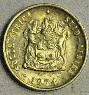 ЮАР, 10 центов 1974