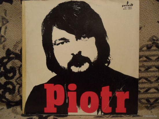 Piotr Figiel - Piotr - Pronit, Польша - SXL 0801 - 1971 г.