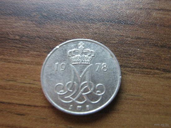 Дания 10 эре 1978