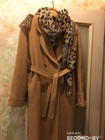 Классическое осеннее пальто 48-50