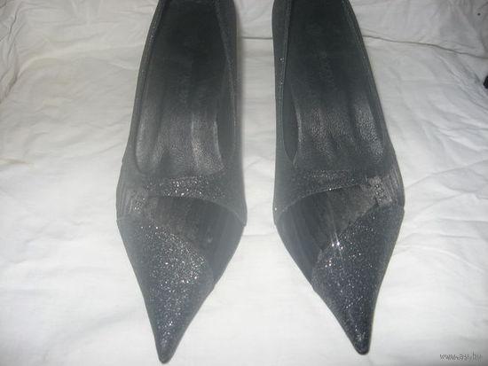 Новые!!! Туфли женские р-р 35-36 дешево