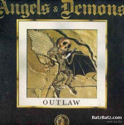 LP Angels & Demons - Outlaw (1991) русский hard & heavy