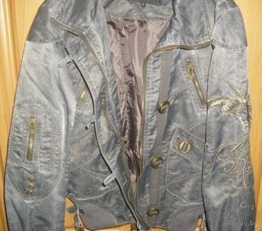 Куртка классная, фирменная, р-р 44-46, второй такой в Беларуси не найдете.