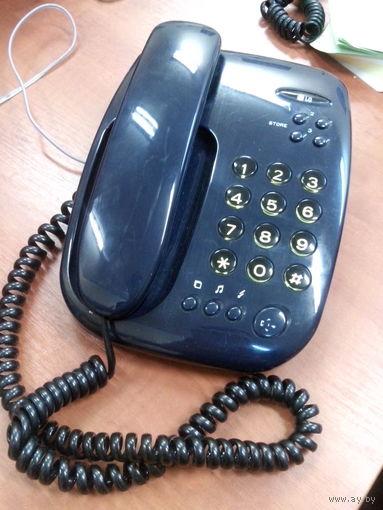 Телефонный аппарат LG GS 480F 1998г.,тон-пульс,повтор последнего набранного номера,электронный звонок,хорошая слышимость входящего и исходящего разговора  .сделано в Тайланде