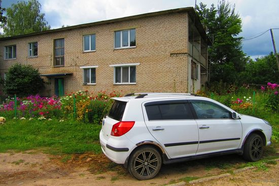 Двухкомнатная квартира в окружении природы, свободна, без ежемесячных коммунальных платежей, чистая продажа!