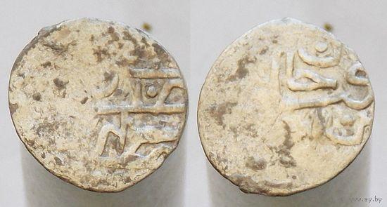 Крымское ханство.бешлык Каплан-Гирей I ,3-е правление Бахчисарай 1143г.х.(1730-1731 г.р.х)