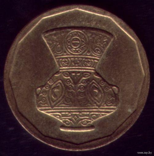 5 Пиастров 1992 год Египет