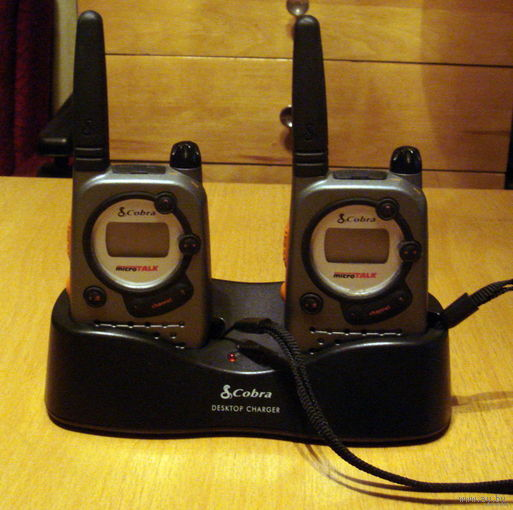 Радио переговорное устройство
