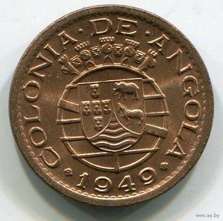(C3) АНГОЛА - 10 СЕНТАВО 1949 UNC
