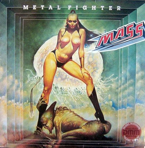 0510. Mass. Metal Fighter. 1983. Strand (DE) = 15$