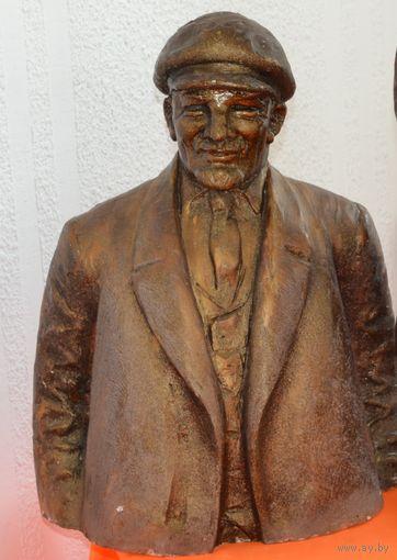Ленин 60е-г. высота 53 см.