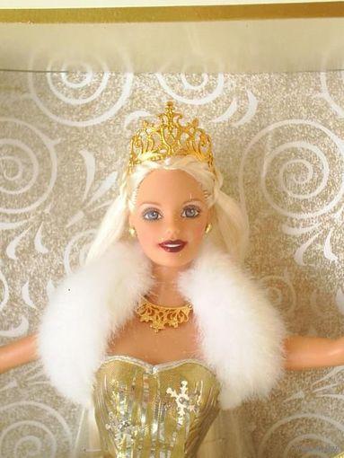 """Кукла Барби_Barbie_""""Barbie Celebration от Mattel""""_2000_год_Коллекционный выпуск_Серия_ПРАЗДНИКИ_НОВАЯ_В упаковке!"""
