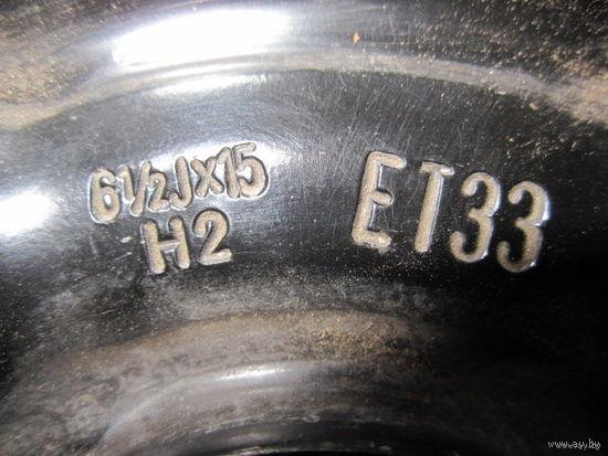 Диски стальные Lemmerz (Германия) R15 4 шт.