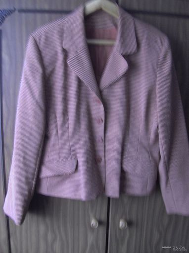 Классический пиджак 46-48р.
