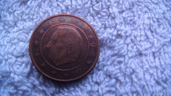 Бельгия 2 евроцента 2004 г. распродажа