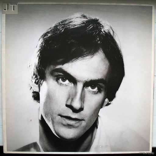 "James Taylor ""JT"" LP, 1977"