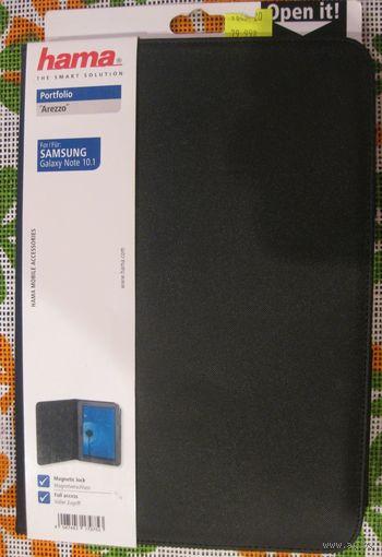 Чехол полиуретан Hama Arezzo Samsung Galaxy Note 10.1