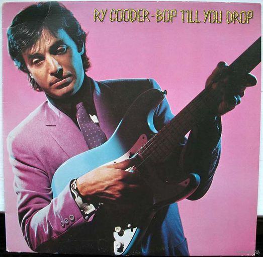 """Ry Cooder """"Bop Till You Drop"""" LP, 1979"""