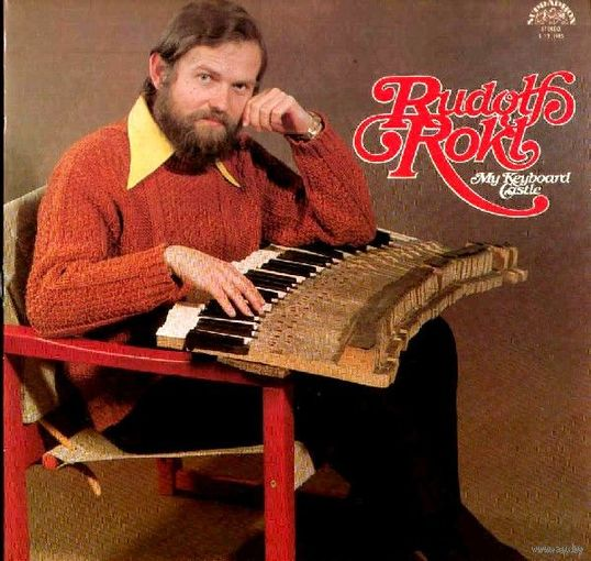 Rudolf Rokl - My Keyboard Castle - LP - 1978