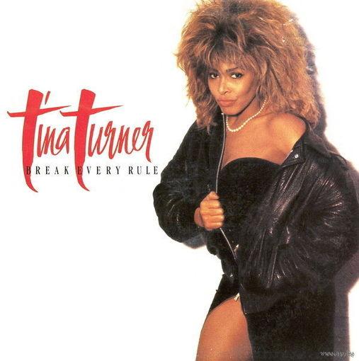 0344. Tina Turner. Break every rule. 1987. Capitol (HU) = 10$