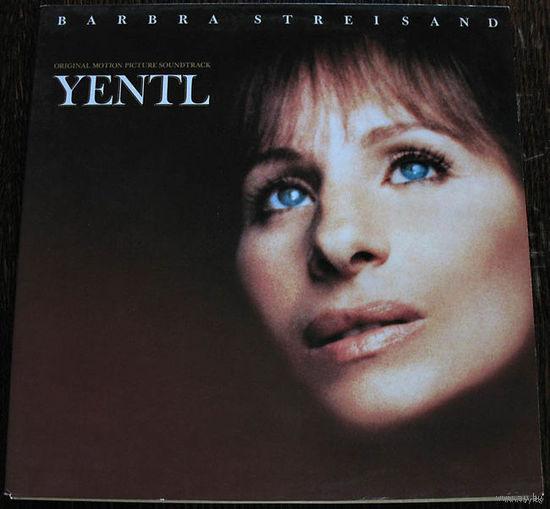 "Barbra Streisand ""Yentl"" LP, 1983"
