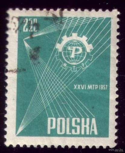1 марка 1957 год Польша