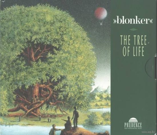 CD Blonker - The Tree Of Life