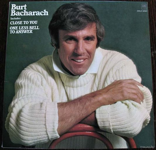 Burt Bacharach LP, 1971