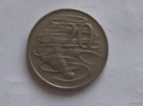 20 центов, 1978, Австралия