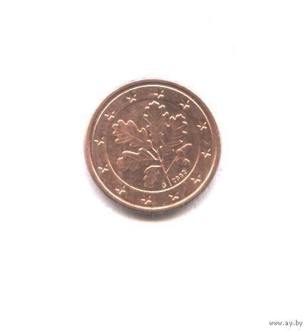 Германия 5 евро центов 2002 г. G   распродажа