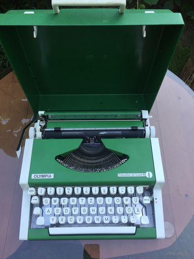 Машинка печатная Olympia