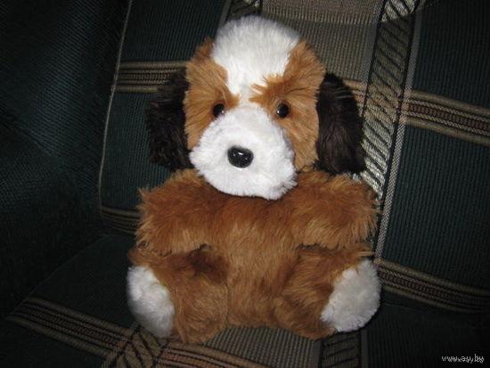 Плюшевая Собака, 30 см