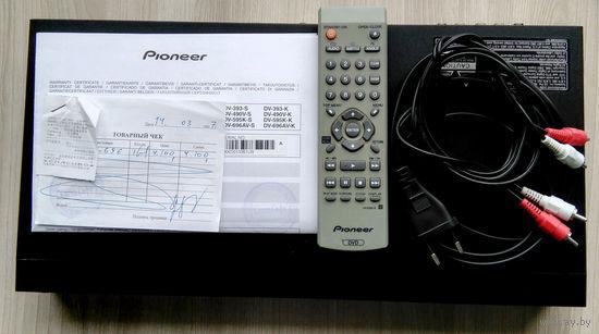DVD PLAYER. PIONEER DV-696 AV