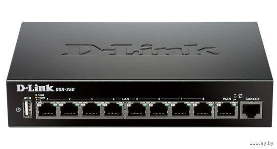 Маршрутизатор D-Link DSR-250 (роутер)