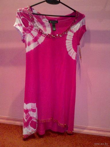 Летнее платье-майка INC из США