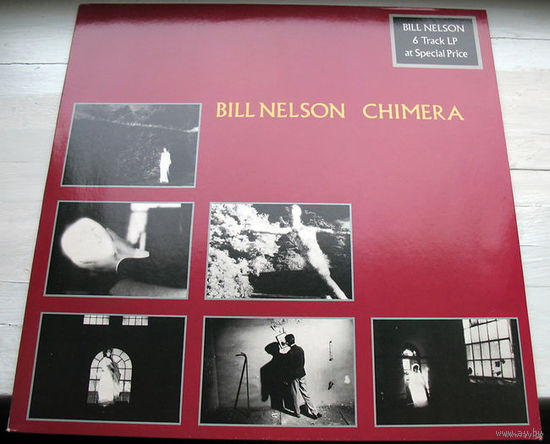 "Bill Nelson ""Chimera"" LP, 1983"