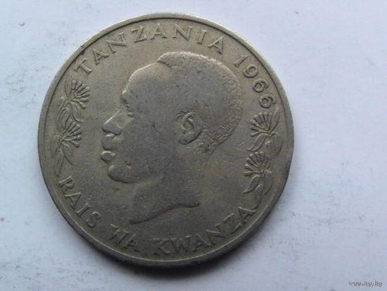 Танзания 1 шиллинг 1966г. распродажа