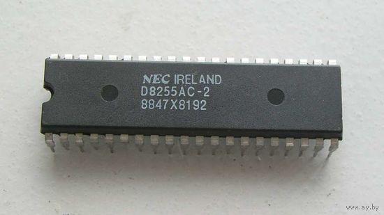 Микросхема NEC D8255AC-2