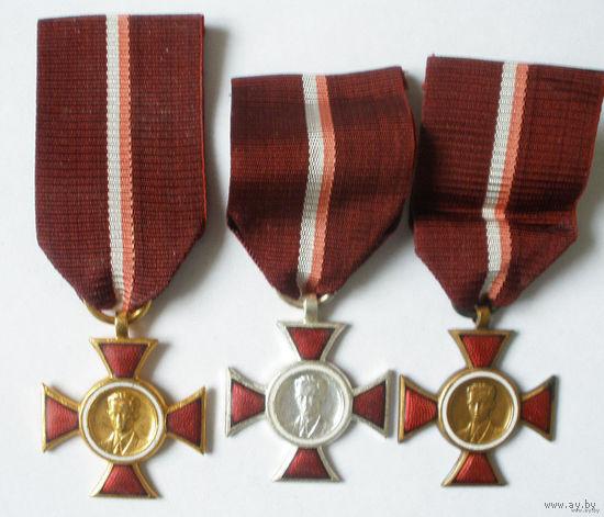Комплект -1,2,3 степень Креста Яна Красицкого