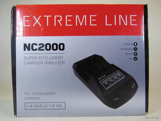 Микропроцессорное зарядное устройство Extreme Line NC2000