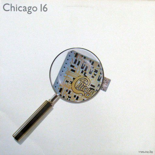 Chicago - Chicago 16 - LP - 1982
