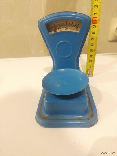 Весы детские металические ссср