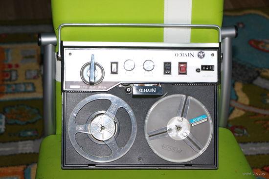 Катушечный магнитофон jvc nivico