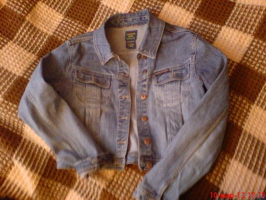 КУРТКА  курточка джинсовка   44-46  р Распродажа!