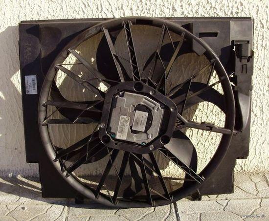 Вентилятор радиатора к BMW e60/e61 2.5D, 3.0D, 3.5D
