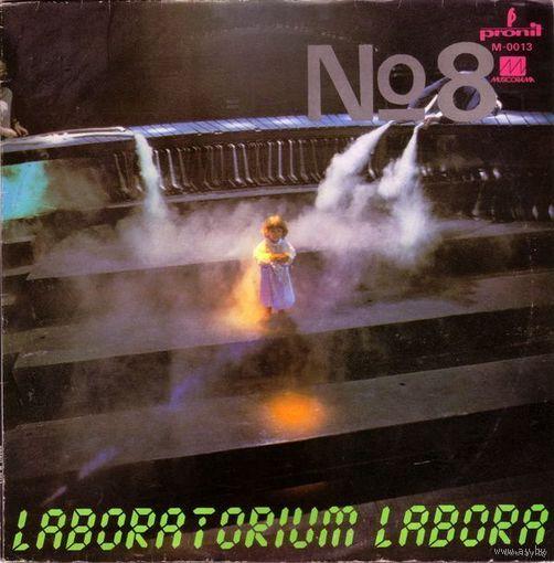 LP Laboratorium - No 8 (1984)