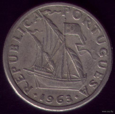 2.5 Эскудо 1963 год Португалия