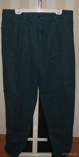 Брюки мужские,  новые (турция), размер 52( баклажановые) , обхват талии 88-90 см, длина по боковому шву 110 см,-10$; темно зеленые: размер 54, обхват талии-96 см, длина по боковому шву-114 см