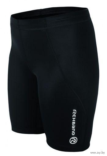Тайтсы. Спортивные компрессионные шорты Rehband Рэхбанд, женские, р.48 (б/у)